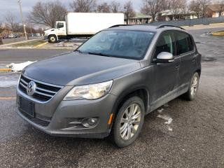 Used 2011 Volkswagen Tiguan for sale in Etobicoke, ON