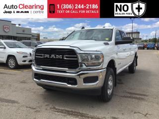 Used 2019 RAM 3500 C/CAB 4X4 6.7 BIGHORN for sale in Saskatoon, SK
