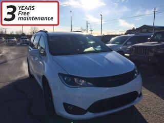 New 2020 Chrysler Pacifica Touring-L Plus 35th Anniversary Edition for sale in Smiths Falls, ON