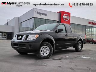 New 2019 Nissan Frontier King Cab S Standard Bed 4x2 Auto  - $166 B/W for sale in Nepean, ON
