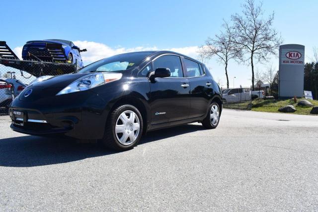 2015 Nissan Leaf S/SV/
