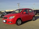 Used 2009 Chevrolet Aveo LS Hatchback 4D for sale in Winnipeg, MB