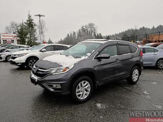 Used 2015 Honda CR-V EX-L for sale in Port Moody, BC
