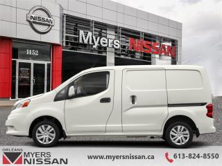 New 2020 Nissan NV200 S  -  Bluetooth for sale in Orleans, ON