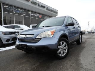 Used 2008 Honda CR-V EX SUNROOF/ALUMINUM WHEELS/4X4 for sale in Concord, ON