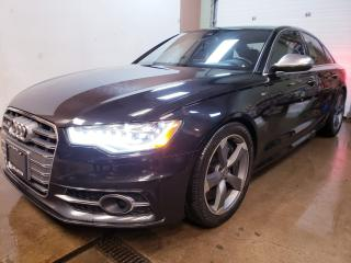 Used 2013 Audi S6 4.0T V8TURBO|420 HP|HUD|NIGHT VISION|LANE ASSIST|BLIND SPOT for sale in Concord, ON