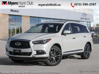 New 2020 Infiniti QX60 PURE AWD  - Luxurious Value for sale in Ottawa, ON