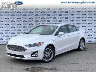 New 2020 Ford Fusion Energi Titanium FWD  - Leather Seats for sale in Welland, ON