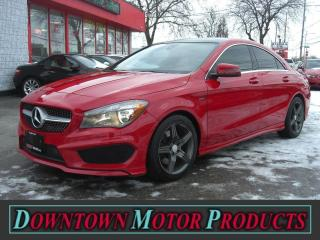 Used 2015 Mercedes-Benz CLA-Class CLA 250 4MATIC for sale in London, ON