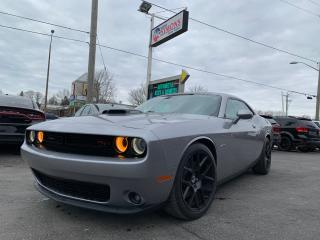 Used 2015 Dodge Challenger R/T SHAKER for sale in Cobourg, ON
