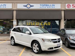 Used 2009 Dodge Journey R/T AWD, Navi, Leather, Sunroof for sale in Vaughan, ON