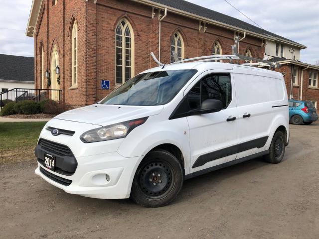 2014 Ford Transit Connect XLT - DIVIDER - SHELVES - BACKUP CAM