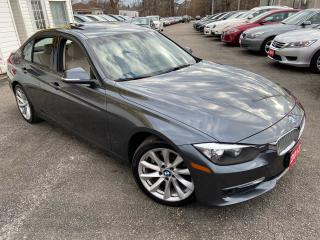 Used 2013 BMW 3 Series 320i xDrive/ AUTO/ LEATHER/ SUNROOF/ ALLOYS! for sale in Scarborough, ON
