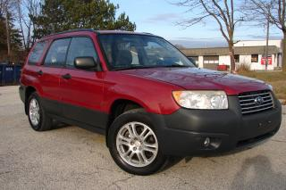 Used 2008 Subaru Forester X for sale in Mississauga, ON