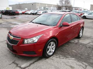 Used 2011 Chevrolet Cruze LT ~ LEATHER ~ BLUETOOTH ~ SAFETY for sale in Toronto, ON