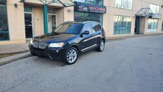 Used 2011 BMW X3 28i**NAVIGATION**BACKUP CAM**PANORAMIC ROOF** for sale in North York, ON
