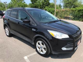 Used 2013 Ford Escape SE ** HTD SEATS, BLUETOOTH , CRUISE ** for sale in St Catharines, ON