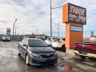 Used 2010 Toyota Corolla XRS**SPORT**BODY KIT**SUNROOF**ALLOYS**AS IS for sale in London, ON