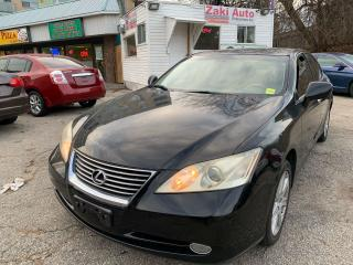 2007 Lexus ES 350 2007 Es 350/Safety Certifiction included Asking Price