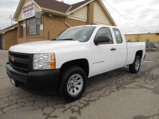 Used 2008 Chevrolet Silverado 1500 WT 5.3L V8 RWD Extended Cab 6.5' Box ONLY 110,000K for sale in Etobicoke, ON