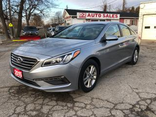Used 2015 Hyundai Sonata GL/Automatic/Certifed/BT/Bckup Cam/Htd Seats for sale in Scarborough, ON