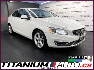 Used 2016 Volvo S60 AWD+GPS+Camera+Blind Spot+Lane Assist+Radar Cruise for sale in London, ON