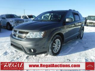 Used 2013 Dodge Journey SXT 4D Utility 2WD 3.6L for sale in Calgary, AB