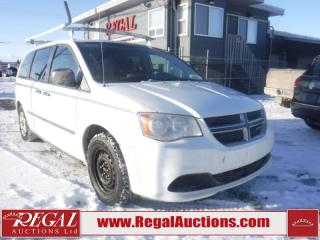 Used 2011 Dodge GRAND CARAVAN CV 4D CARGO VAN FWD for sale in Calgary, AB