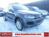 Photo of Grey 2011 Volkswagen TOUAREG COMFORTLINE 4D UTILITY TDI 4WD