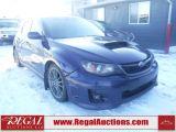 Photo of Blue 2011 Subaru IMPREZA WRX LIMITED 4D WAGON