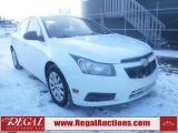 Photo of White 2011 Chevrolet Cruze