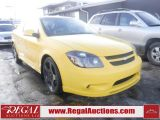 Photo of Yellow 2006 Chevrolet COBALT SS 2D COUPE FWD
