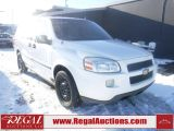 Photo of White 2005 Chevrolet Uplander