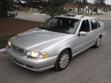 "2000 Volvo S70 ""SE"" 1 LOCAL SENIOR OWNER! NO CLAIMS-ORIG. PAINT!!"