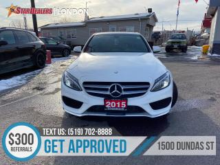 Used 2015 Mercedes-Benz C-Class for sale in London, ON