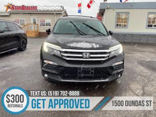 Used 2016 Honda Pilot for sale in London, ON