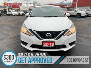 Used 2018 Nissan Sentra for sale in London, ON