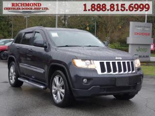 Used 2012 Jeep Grand Cherokee Laredo for sale in Richmond, BC