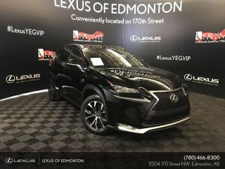 Used 2017 Lexus NX 200t F SPORT SERIES 3 for sale in Edmonton, AB