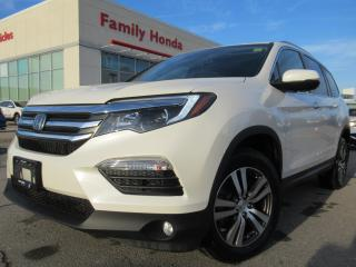 Used 2017 Honda Pilot 4WD 4dr EX-L | REAR ENTERTAINMENT | PUSH START | for sale in Brampton, ON