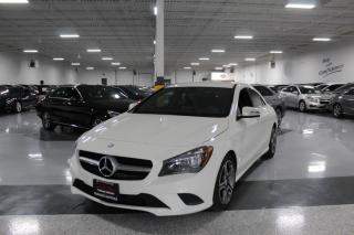 Used 2016 Mercedes-Benz CLA-Class CLA250 4MATIC I NAVIGATION I REARCAM I LEATHER I HEATED SEAT for sale in Mississauga, ON