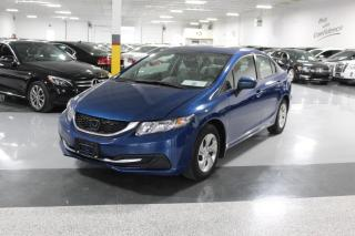 Used 2015 Honda Civic LX I REAR CAM I HEATED SEATS I KEYLESS ENTRY I CRUISE I BT for sale in Mississauga, ON