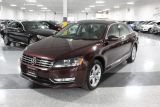 Photo of Burgundy 2013 Volkswagen Passat