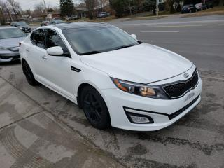 Used 2015 Kia Optima 4dr Sdn Auto LX for sale in Toronto, ON