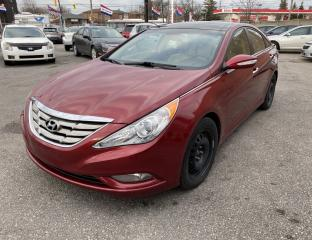 Used 2012 Hyundai Sonata 4dr Sdn 2.4L Auto for sale in Scarborough, ON