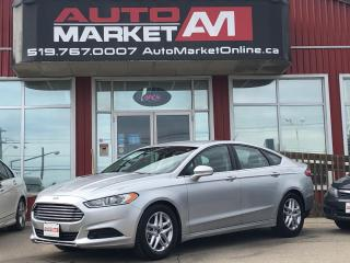 Used 2014 Ford Fusion CERTIFIED, SE, Alloys, WE APPROVE ALL CREDIT for sale in Guelph, ON