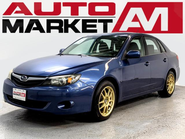 2011 Subaru Impreza CERTIFIED,2.5 i AWD, Alloys, WE APPROVE ALL CREDIT