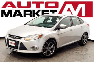 Used 2014 Ford Focus SE Sedan Certified!HeatedSeats!We Approve All Credit! for sale in Guelph, ON