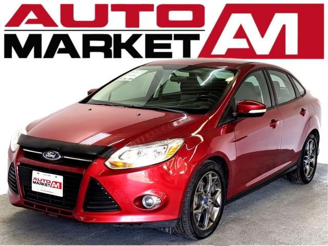 2013 Ford Focus CERTIFIED, SE, Alloys, WE APPROVE ALL CREDIT