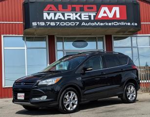 Used 2013 Ford Escape CERTIFIED,SEL,Leather,WE APPROVE ALL CREDIT for sale in Guelph, ON